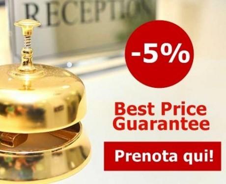 5% extra sconto miglior prezzo garantito